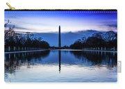 Washington D.c. - Washington Monument Carry-all Pouch