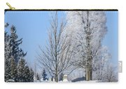 Washington Hoar Frost Carry-all Pouch