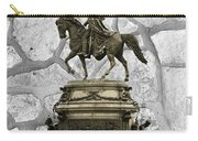 Washington Monument At Eakins Oval Carry-all Pouch