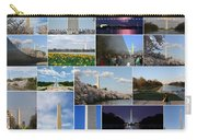 Washington Monument Collage 2 Carry-all Pouch