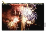 Washington Monument Fireworks 2 Carry-all Pouch by Stuart Litoff