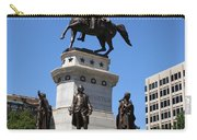 Washington Monument - Richmond Va Carry-all Pouch