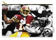 Washington Redskins Rg3 Carry-all Pouch