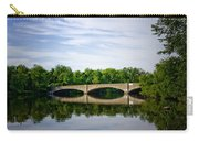 Washington Road Bridge Over Lake Carnegie Princeton Carry-all Pouch