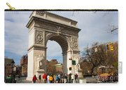 Washington Square Arch New York City Carry-all Pouch