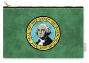 Washington State Flag Carry-all Pouch