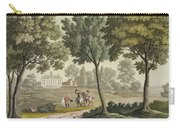 Washingtons House At Mount Vernon Carry-all Pouch