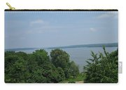 Washington's View From Mt. Vernon Carry-all Pouch