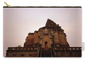 Wat Chedi Luang Sunset Carry-all Pouch