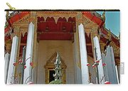 Wat Suthat In Bangkok-thailand Carry-all Pouch