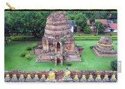Wat Yai Chai Mongkol Carry-all Pouch