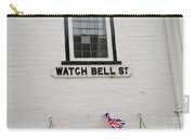 Watch Bell Street Rye Carry-all Pouch