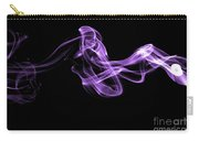 Watch The Flow - Purple Carry-all Pouch