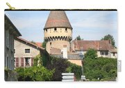 Watch Tower In Cluny Carry-all Pouch
