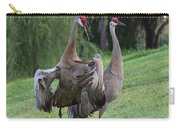 Watch Your Parents Carry-all Pouch by Carol Groenen