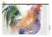 Watchful Rooster Carry-all Pouch