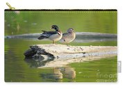 Watchful Woodducks Carry-all Pouch