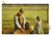 Watching Father Work Carry-all Pouch by Albert Neuhuys
