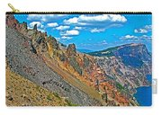 Watchman Overlook In Crater Lake National Park-oregon Carry-all Pouch