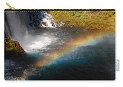 Water And Rainbow Carry-all Pouch