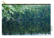 Water At Peace Carry-all Pouch