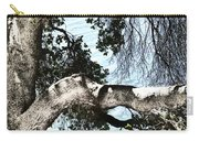 Water Beyond The Tree Carry-all Pouch