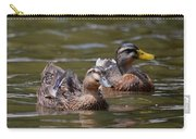 Water Buddies - Female Mallards Carry-all Pouch