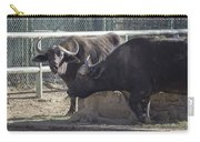 Water Buffalo - 2 Carry-all Pouch