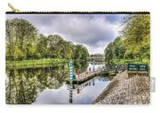 Water Bus Stop Bute Park Cardiff Carry-all Pouch