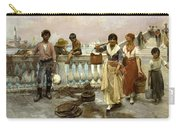 Water Carriers. Venice Carry-all Pouch