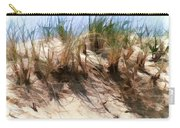 Water Color Sketch  Beach Dune Carry-all Pouch