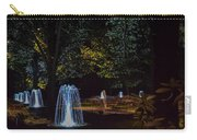 Water Dance Ll Carry-all Pouch