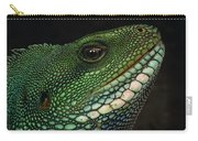Water Dragon Face Vietnam Carry-all Pouch