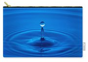 Water Droplet Carry-all Pouch