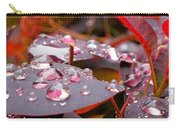 Water Drops After The Rain Carry-all Pouch