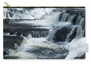 Water Fall On The River Carry-all Pouch