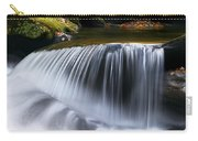 Water Falling Great Smoky Mountains Carry-all Pouch