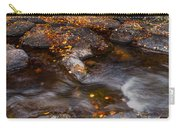 Water Flow Through The Boulders. Eureka. Mauritius Carry-all Pouch