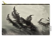 Water Fronds Carry-all Pouch