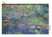 Water Garden Carry-all Pouch