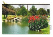 Water Hazard Santa Maria Country Club Carry-all Pouch