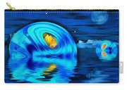 Water Homes Of The Sea Fairies Carry-all Pouch