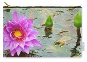 Water Lilies 001 Carry-all Pouch