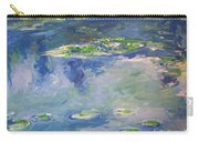 Water Lilies Giverny Carry-all Pouch