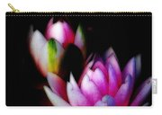 Water Lilies Ll Carry-all Pouch