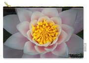 Water Lillies Macro Carry-all Pouch