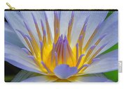Water Lily 18 Carry-all Pouch