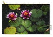 Water Lily Acanthius Carry-all Pouch