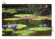 Water Lily Garden 2 Carry-all Pouch