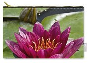 Water Lily Pictures 66 Carry-all Pouch